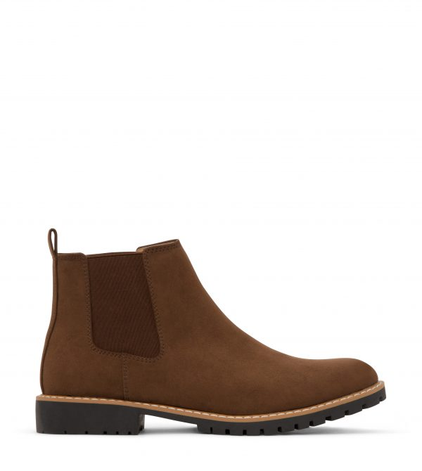 HAIL Vegan Chelsea Boot – Chestnut | Matt & Nat