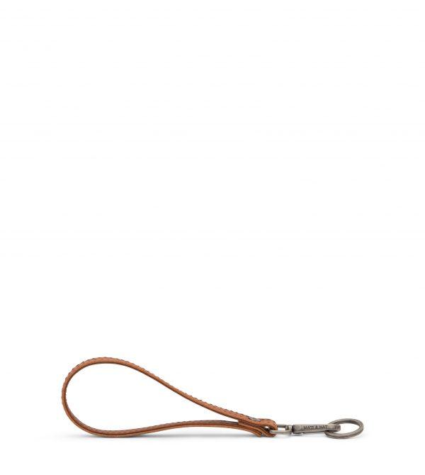 WILL Keychain – Chili Matte Nickel   Matt & Nat