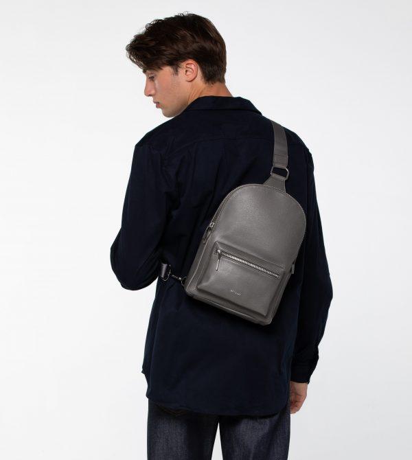 VOAS Vegan Sling Bag – Chili Matte Nickel   Matt & Nat