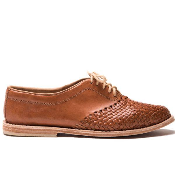 HIDALGO Caballero Brown – The Cano Shoe