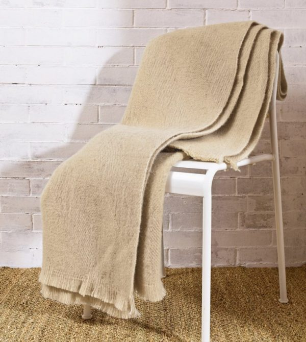 Heavy Wool Blanket   Home of Wool   All Natural Bedding & Decor