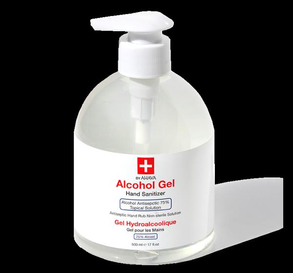 Alcohol Gel Hand Sanitizer – 17 oz