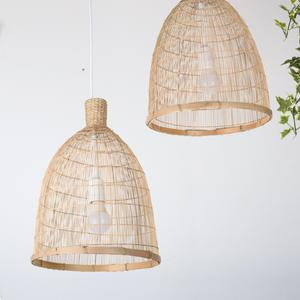 Handmade Bamboo Pendant Lamp
