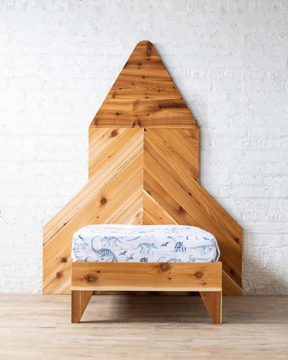 The Rocket Bed  UB Space Odyssey  Rustic Modern  Toddler   Etsy
