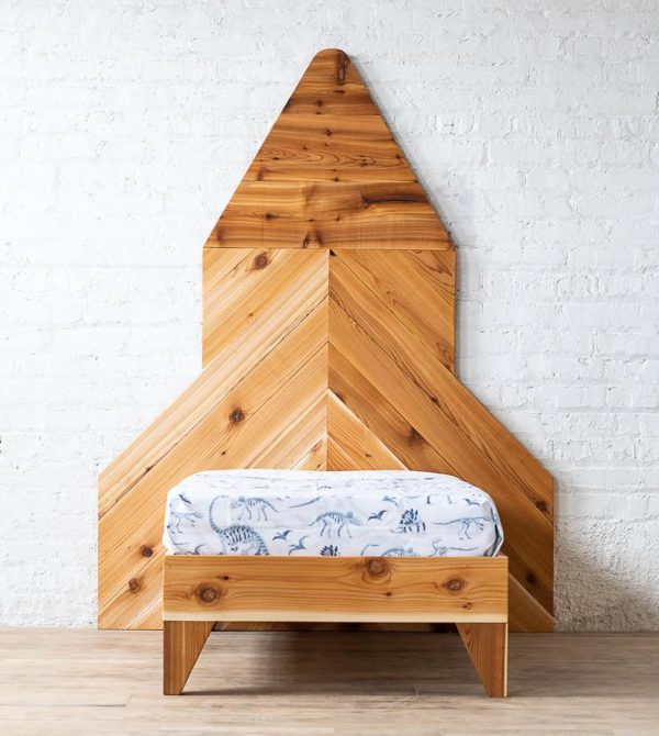 The Rocket Bed