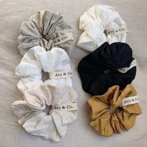 Large Scrunchies