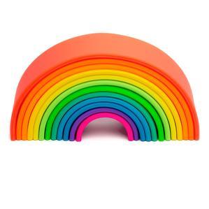 Dena Large Neon Rainbow- 12 pcs