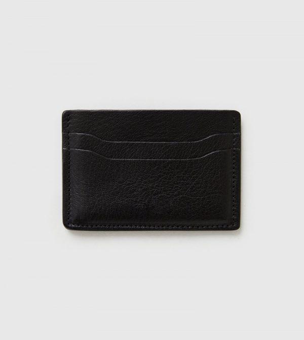 Italian Veg Tanned Cardholder | Quince