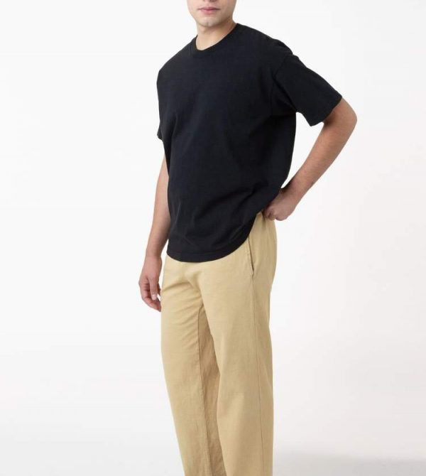 Men's Heavy Jersey Garment Dyed Casual Pant- Los angeles apparel