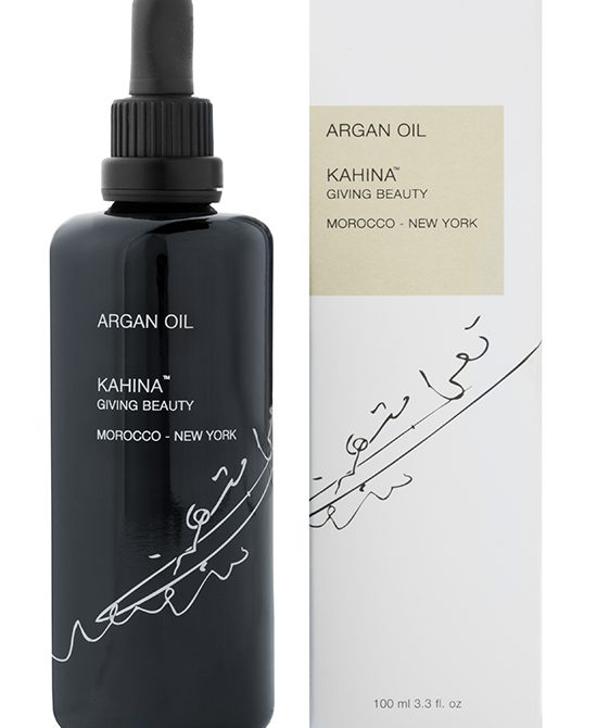 100% Organic Fair Trade Argan Oil – Kahina Giving Beauty