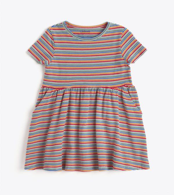 Kids Twirly Pocket Dress