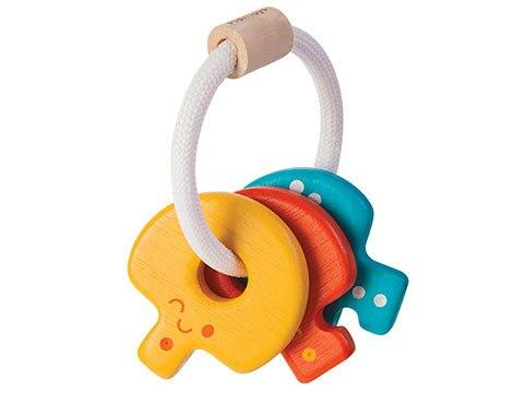 Baby Key Rattle – PLAN