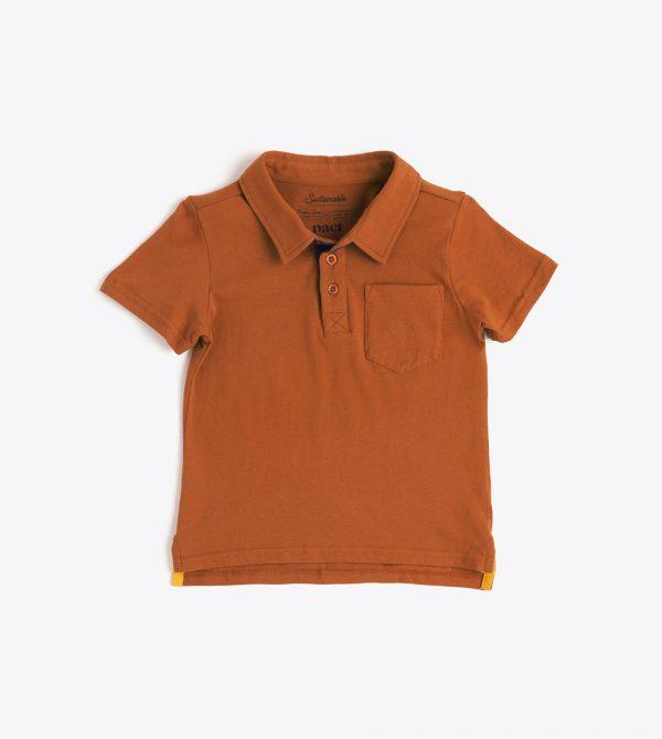 Kids Short Sleeve Polo
