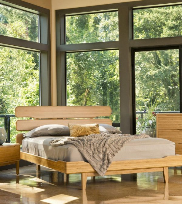Lake Mary Queen Platform Bed