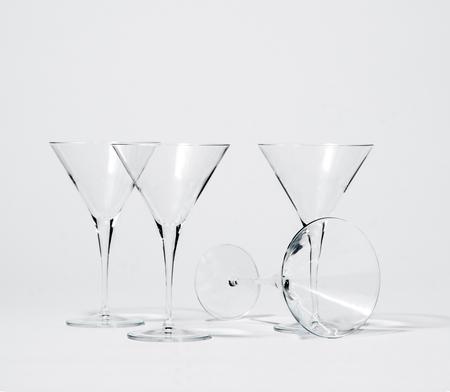 Martini Glasses – Set of 4($15/Piece)