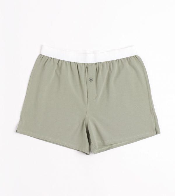 Drawstring Lounge Shorts
