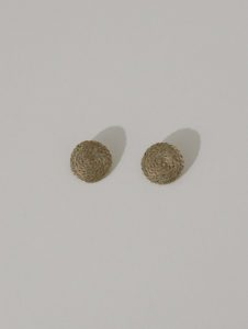 Medallion Earrings | Another Feather