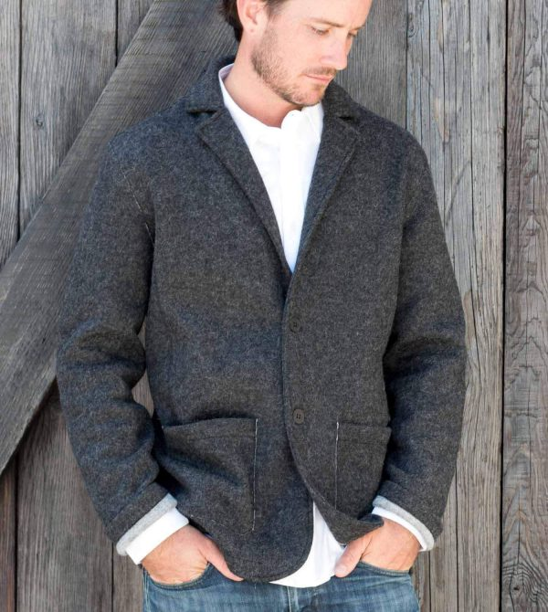 Alpaca Alto Soft Coat