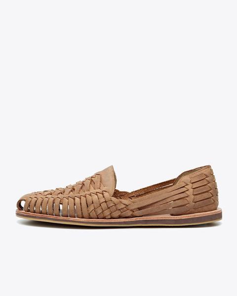 Huarache Sandal Tobacco
