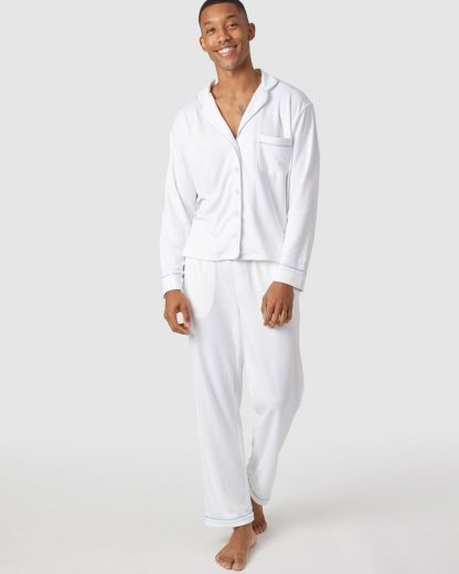 Sustainable Sleepwear   Men's Pajama Sets