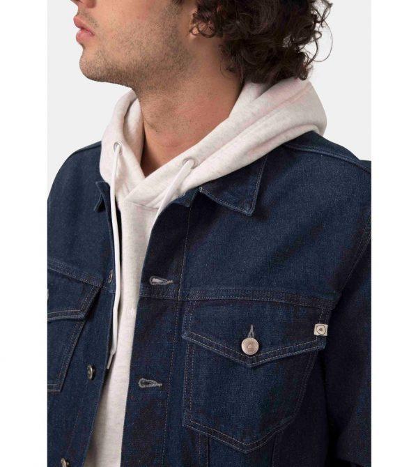 Mud Jeans Recycled Denim Jacket