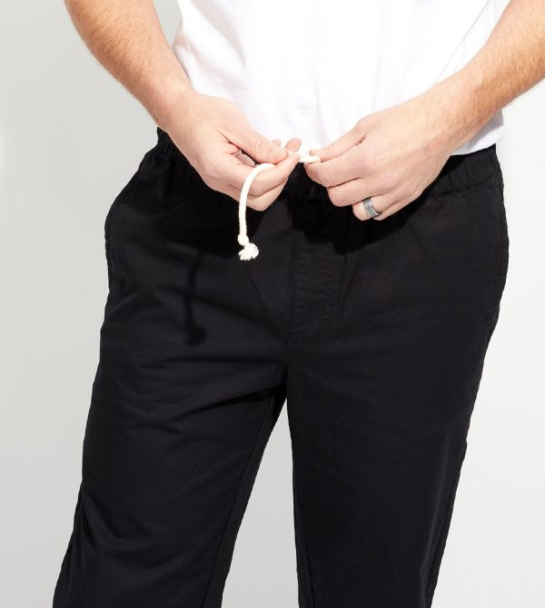 Men's Woven Roll Up Pant