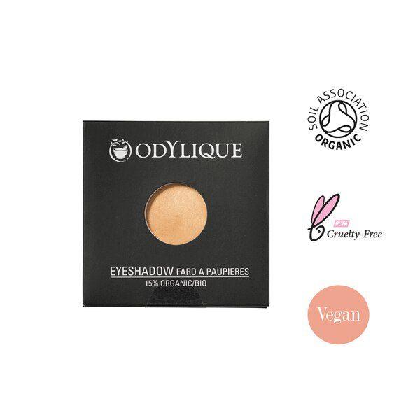 Organic Mineral Eyeshadow – Gold