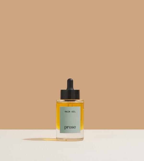 Custom Hair Oil