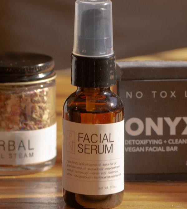 Illuminating Facial Serum
