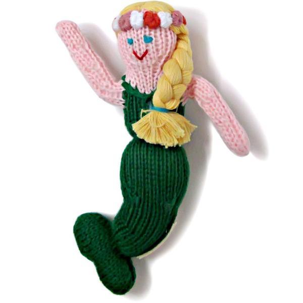Estella Mermaid Rattle
