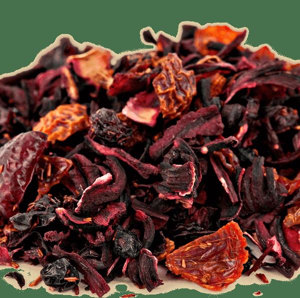 Organic Crimson Berry Fruit Tisane
