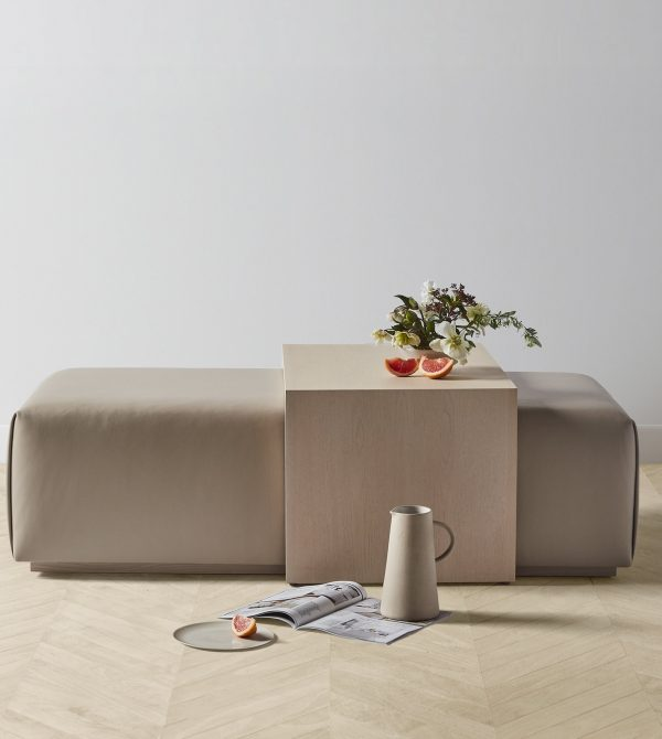 The Bowery Coffee Table Ottoman