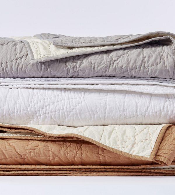 Manzanita Organic Handstitched Quilt