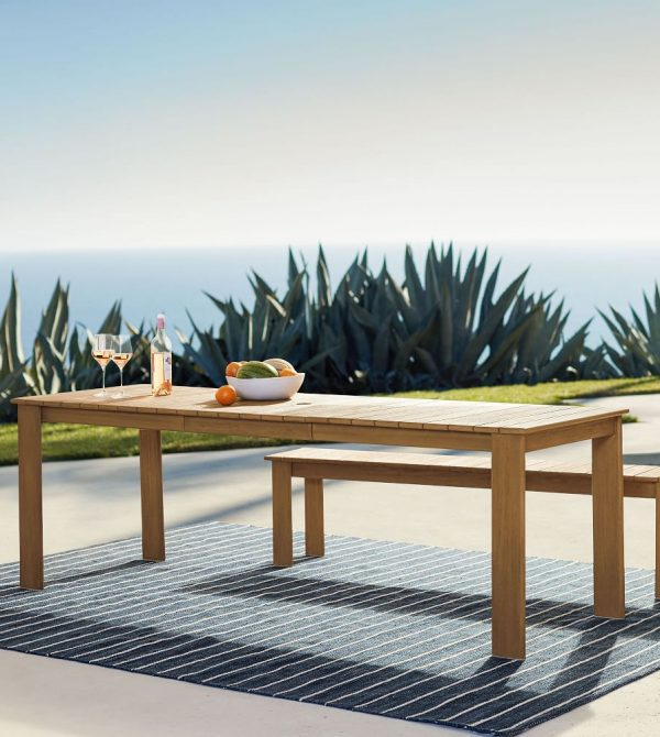 Playa Outdoor Expandable Dining Table