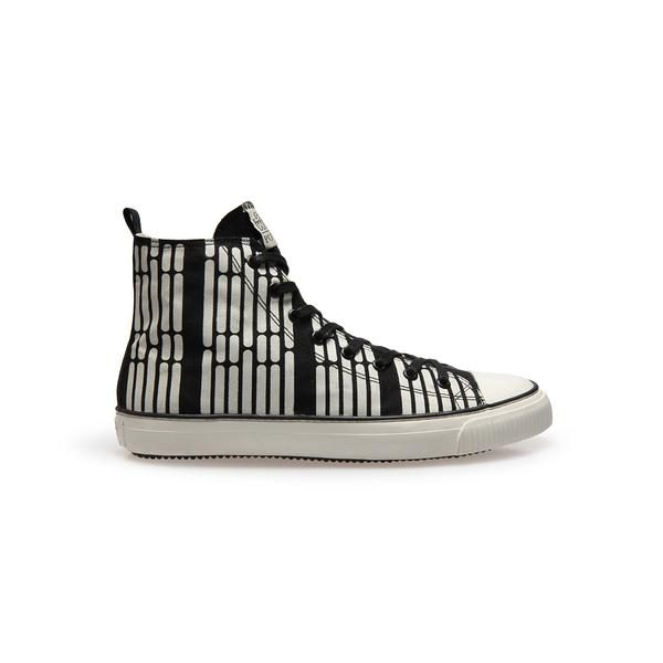 OFFICIAL Star Wars Mens FIRST ORDER High-Top Sneakers