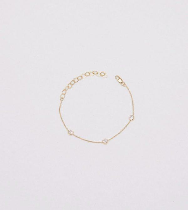 Princess Drop Necklace by Bagatiba