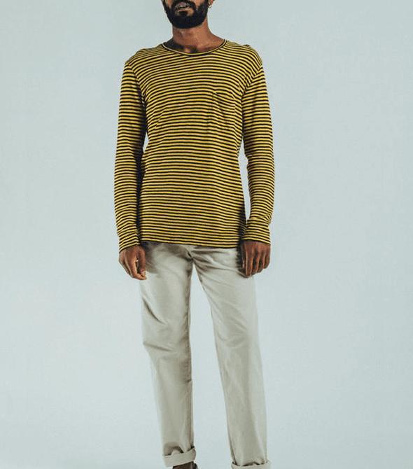 Cotton Twill Trousers- coalo