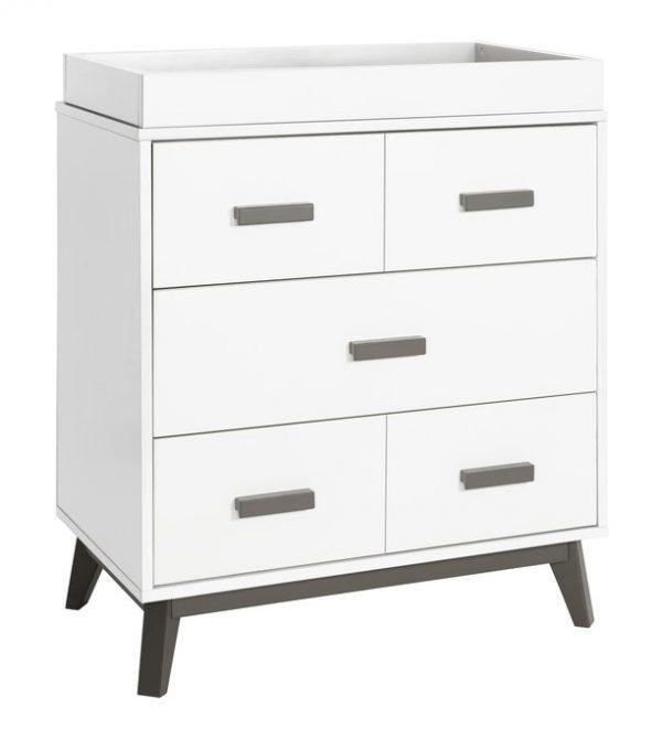 Scoot 3-Drawer Changer Dresser