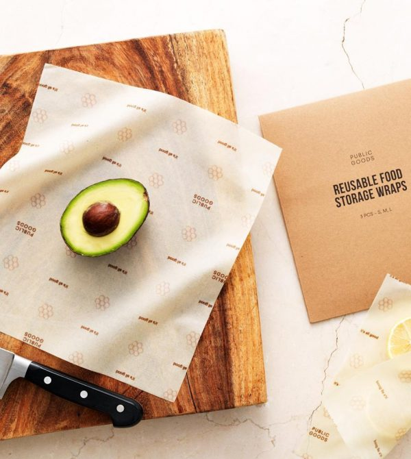 Reusable Food Storage Wraps