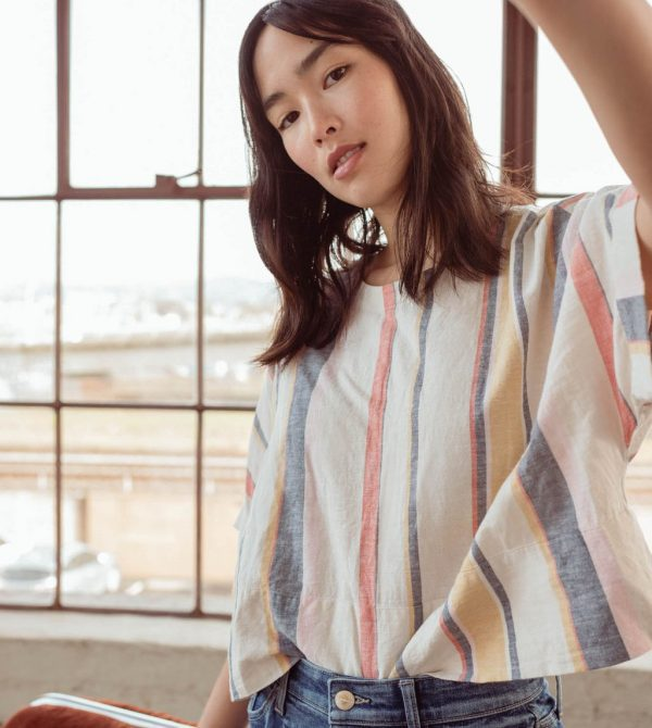 Women's Linen Tee – United By Blue