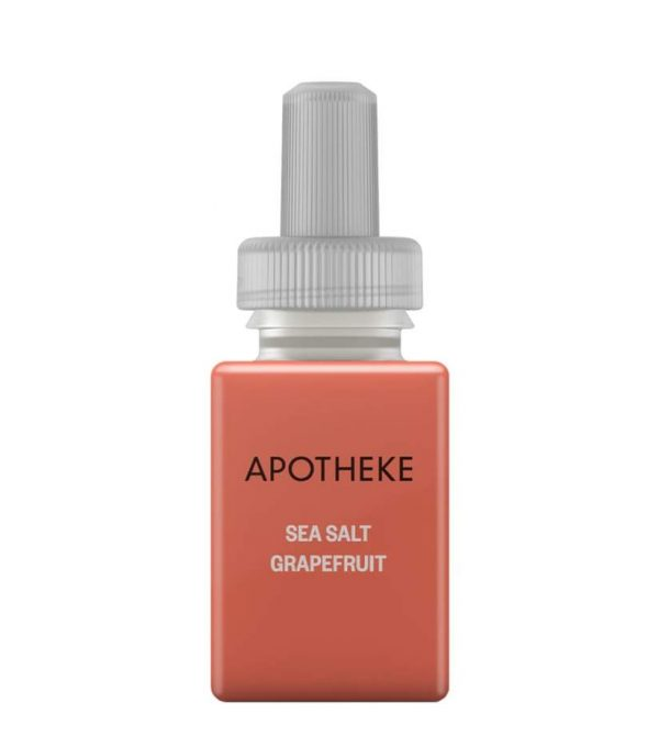 Sea Salt Grapefruit Smart Diffuser Fragrance Refills