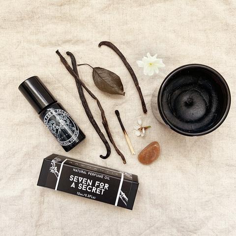 Seven for a Secret Natural Perfume Oil