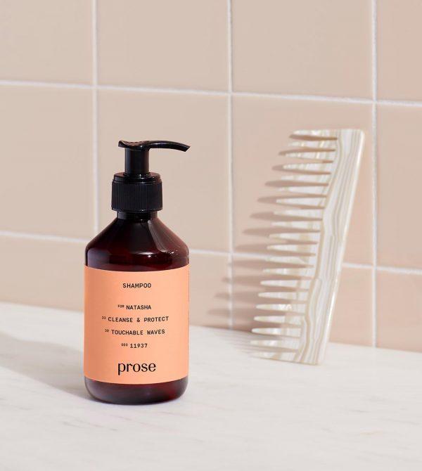 Custom Shampoo