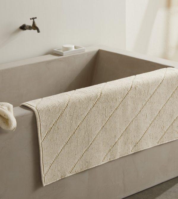 Speckled Bath Rug