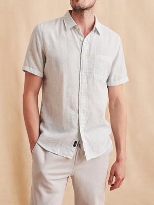 Short-Sleeve Chill Doublecloth Shirt