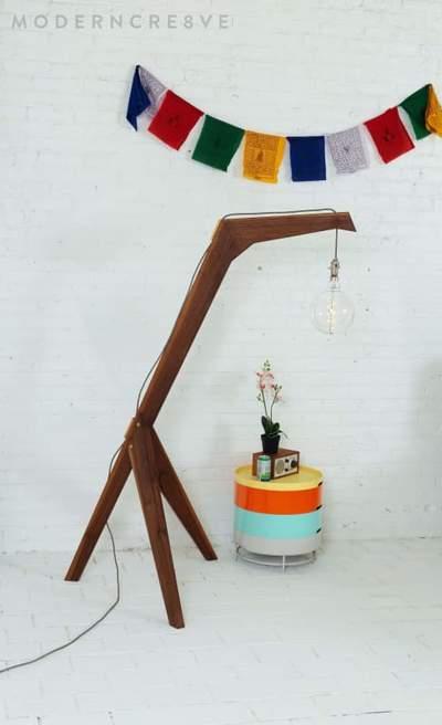 Moderncre8ve – THE WARWICK FLOOR LAMP