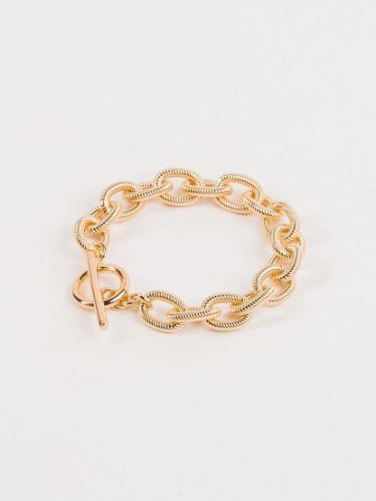 Large Link Chain Bracelet - LAUDE the Label