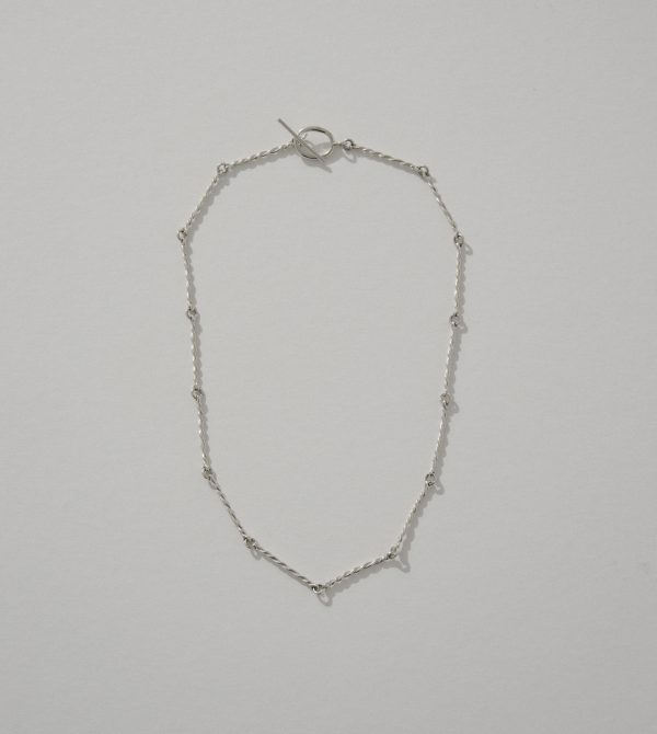 Twist Necklace | Another Feather