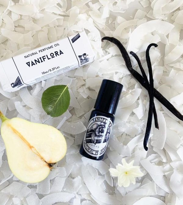 Vaniflora Natural Perfume Oil