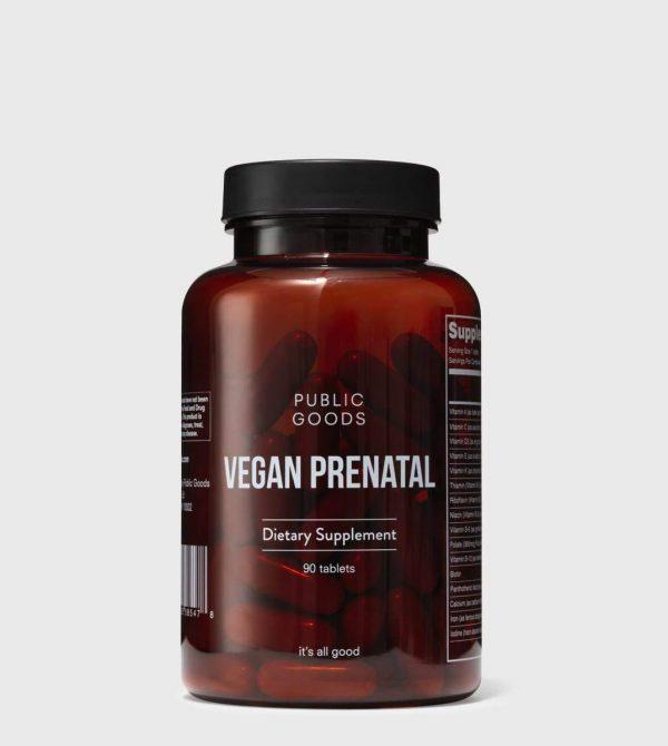 Vegan Prenatal